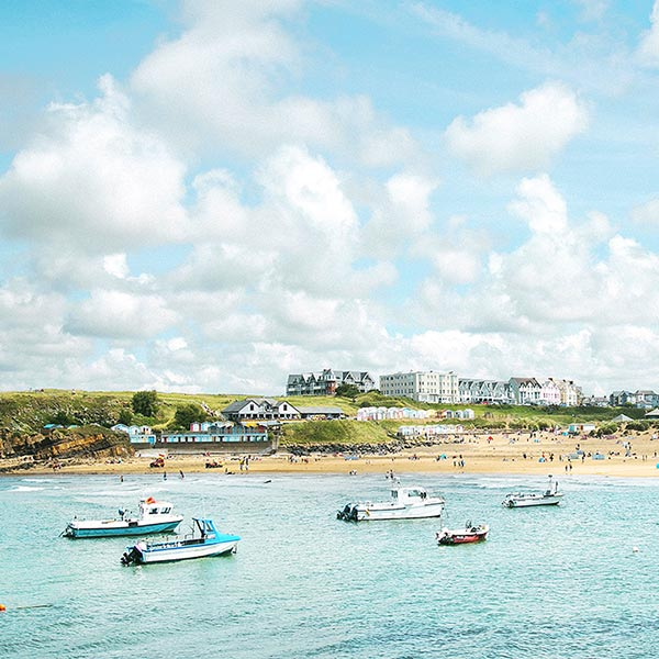 Get back to nature in Bude