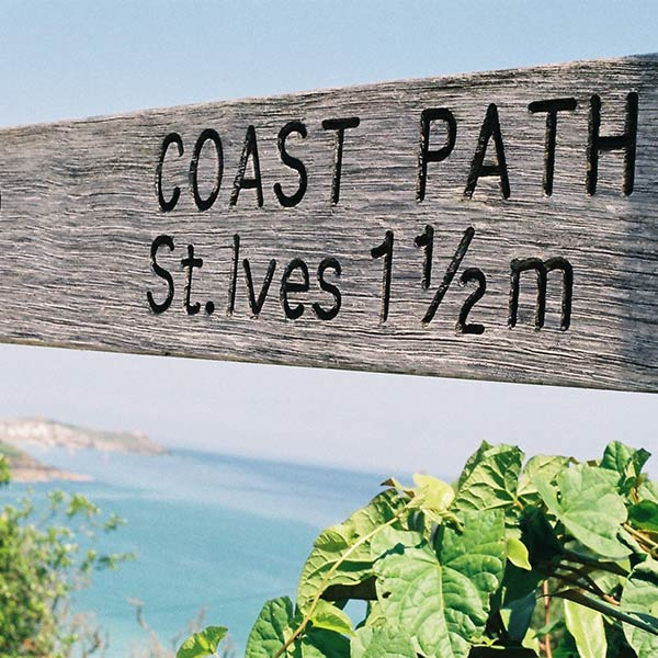 South West Coast Path: Carbis Bay to St Ives
