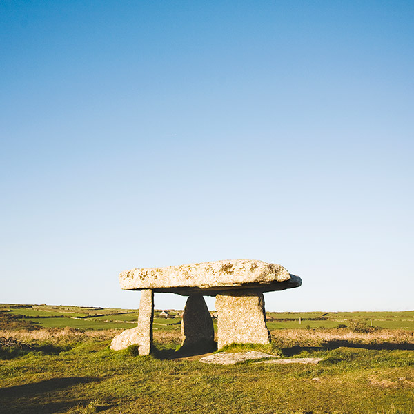 Ancient sites in West Cornwall