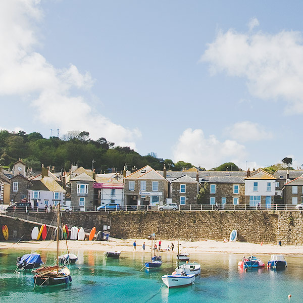 10 of the prettiest villages in Cornwall