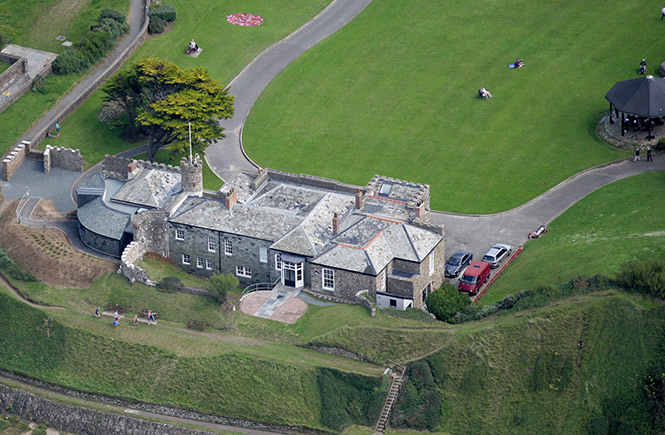 Bude Castle and Heritage Centre
