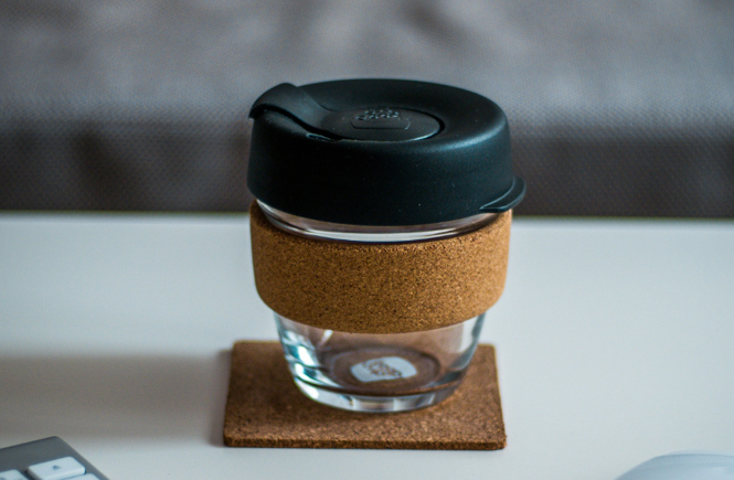 Plastic Free Cornwall, Refill Coffee Cup