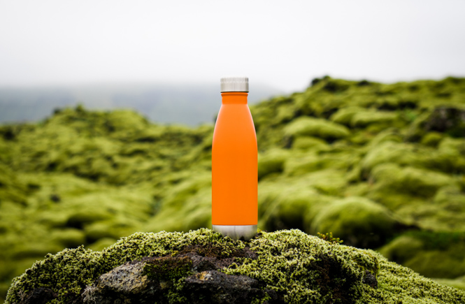 Plastic Free Cornwall, Water Bottle