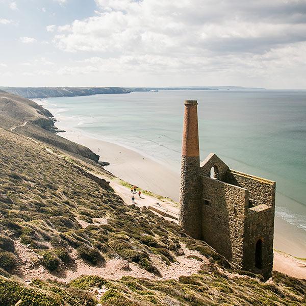 Cornish engine houses to visit