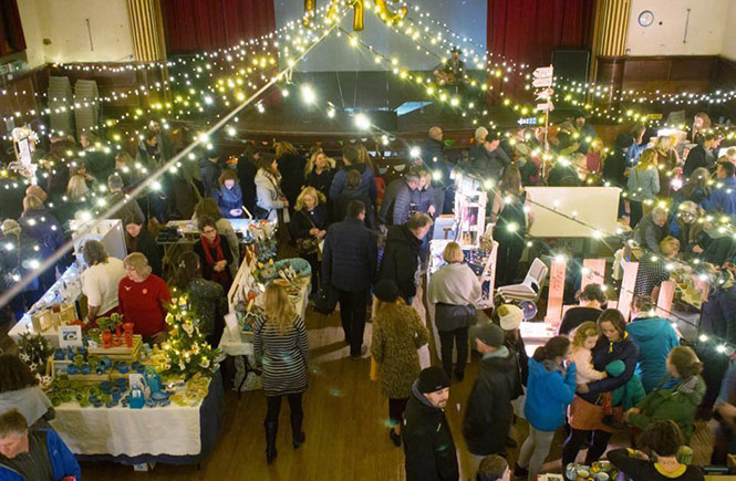 Etsy Christmas Fair St Ives