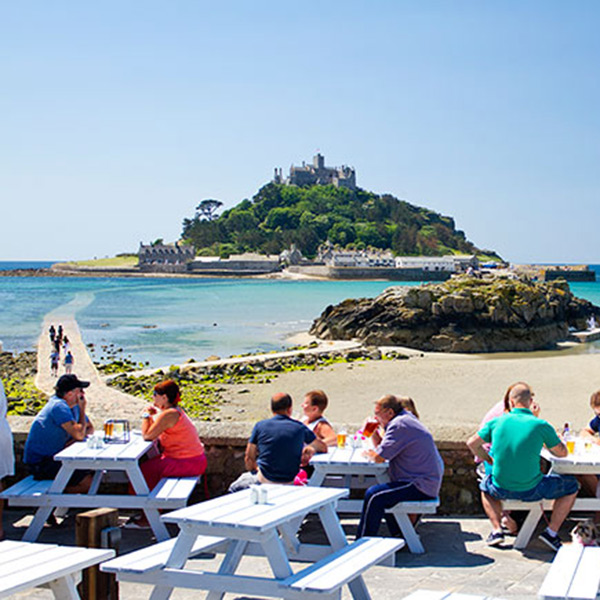 Dining in Cornwall: Let's Go Outside