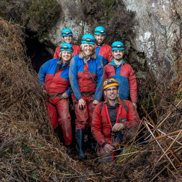 A day out with Cornwall Underground Adventures