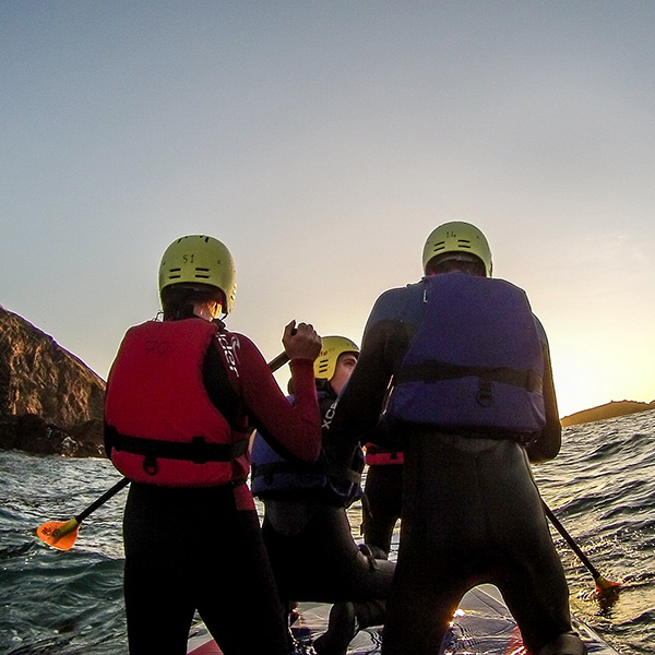 Super SUP with Newquay Activity Centre