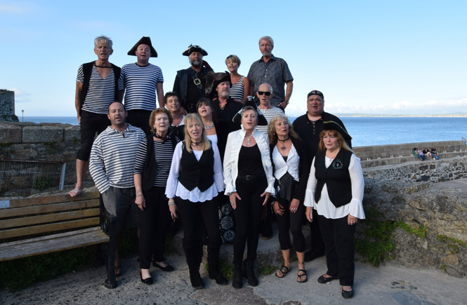 St Ives Sea Shanty Festival, November Events in Cornwall