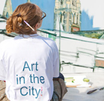 Art in the City | April 2012