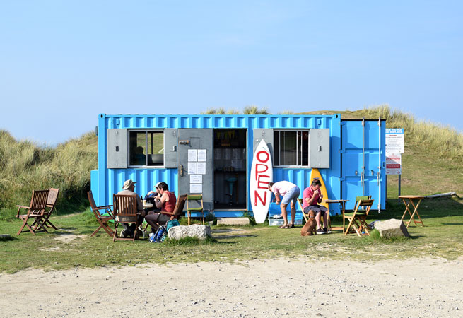 Blue Bay cafe
