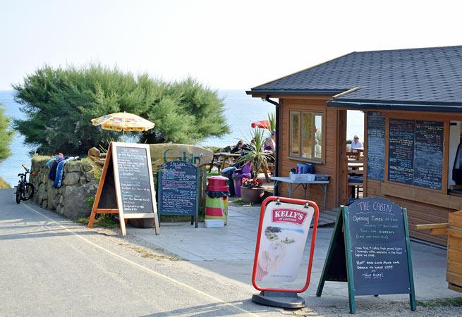 The Cabin Cafe, Perranuthnoe