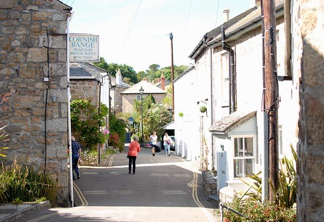 Cornish-range
