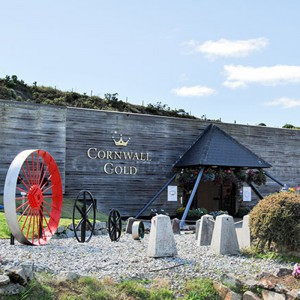 A day out at Cornwall Gold