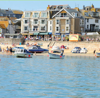 Queen to visit St Ives | May 2013