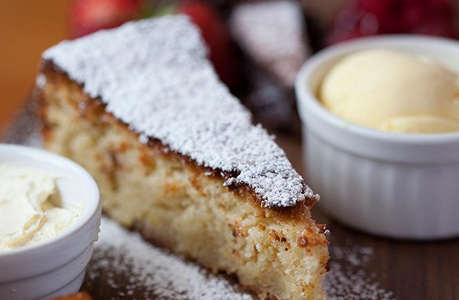 la casita dessert