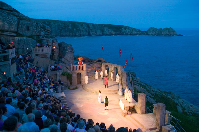 Minack-Beauty and the Beast