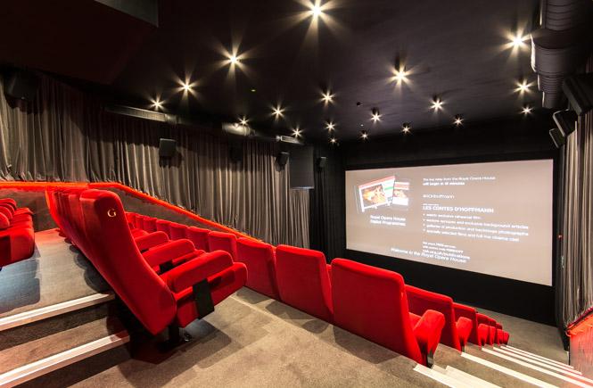 Screen 1, Newlyn Filmhouse