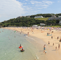 St Ives beach voted one of Top 10 in Europe