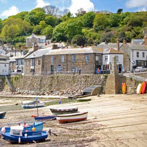 Pubs in and around Mousehole