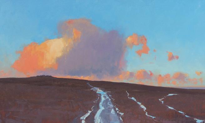 Skyline-painting-by-Tom-Rickman