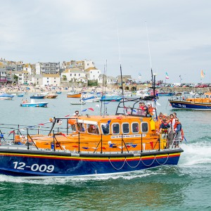 Lifeboat Stations in Cornwall