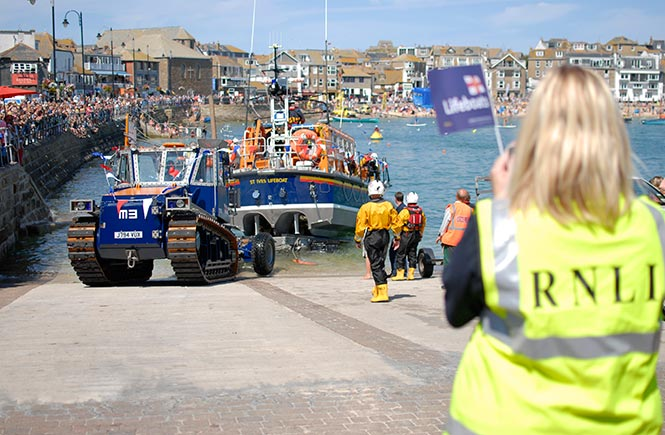 St-Ives-lifeboat-day