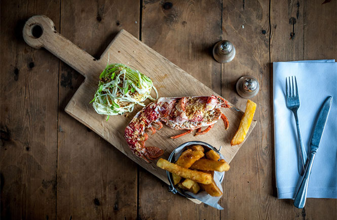 Star-Quality-Food-at-the-Port-Gaverne-Restaurant--North-Cornwall