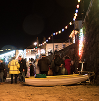 Mousehole's Tom Bawcock's Eve