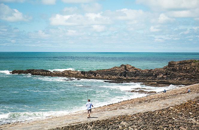Widemouth Bay Beach
