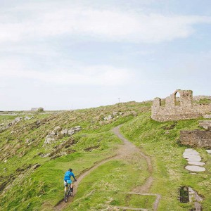 Cycle Hire and Cycle Routes in Cornwall