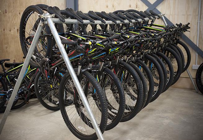 Cornwall cycle hire