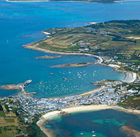 A day trip to the Scillies