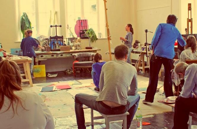 Newlyn Art School