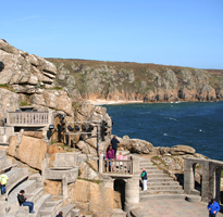Theatres in Cornwall