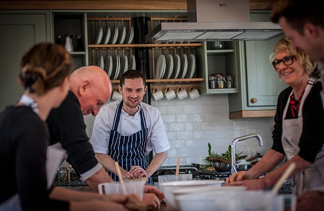 Philleigh Way Cookery School