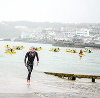 Summer sporting events in Cornwall