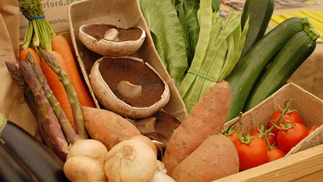 Sennen Farmers' Market