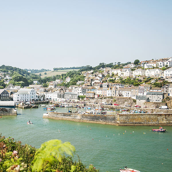 10 of the most picturesque harbours in Cornwall