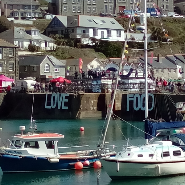 Reasons to visit Porthleven Food Festival