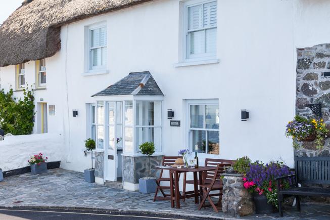 Gunvor Cottage, Coverack, Cornwall