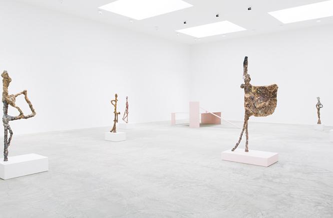 Rebecca Warren at Matthew Marks Gallery