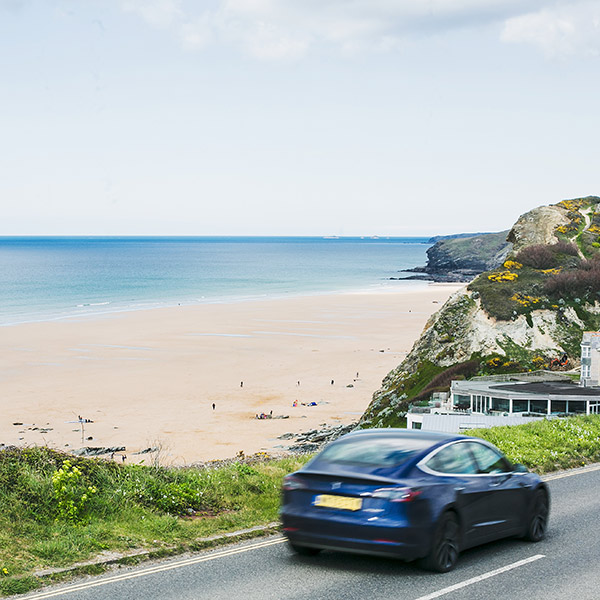 The most scenic drives in Cornwall