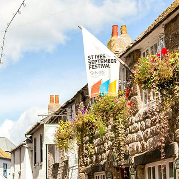 September festivals in Cornwall