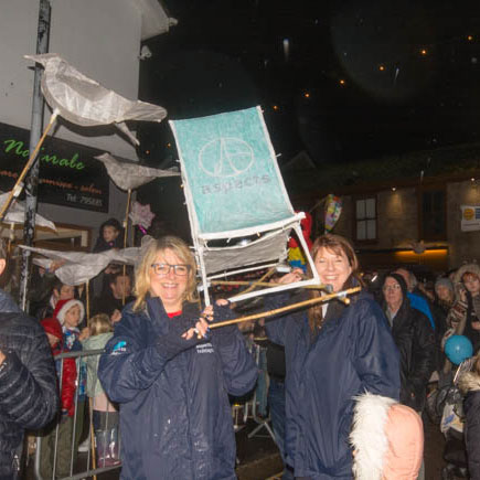 St Ives Christmas Lantern Parade