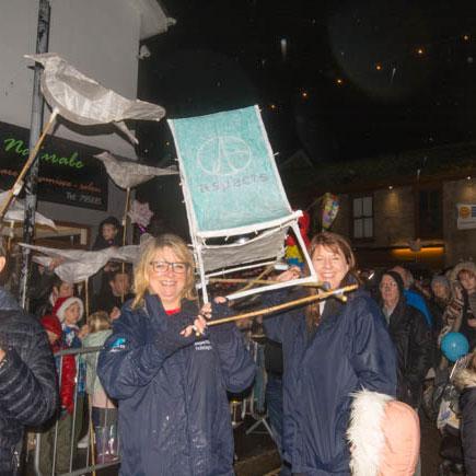 St Ives Christmas Lantern Parade
