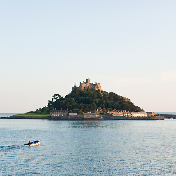 Introducing our St Michael's Mount webcam