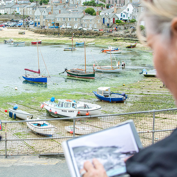 A day out with Mousehole Heritage Walks