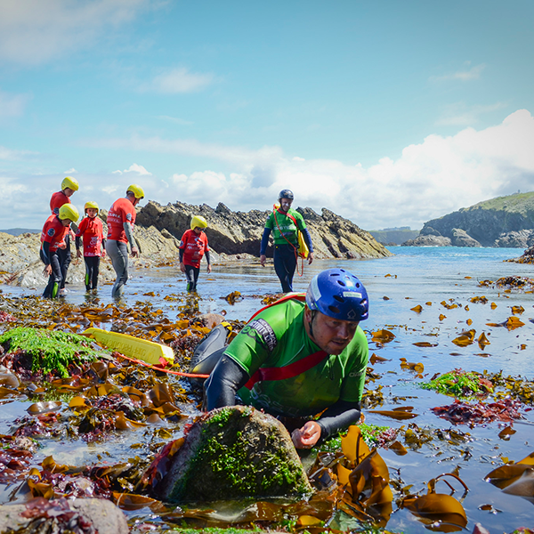 Five autumn activities for getting wet and wild in Cornwall