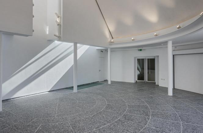 Tate St Ives Clore Sky Studio